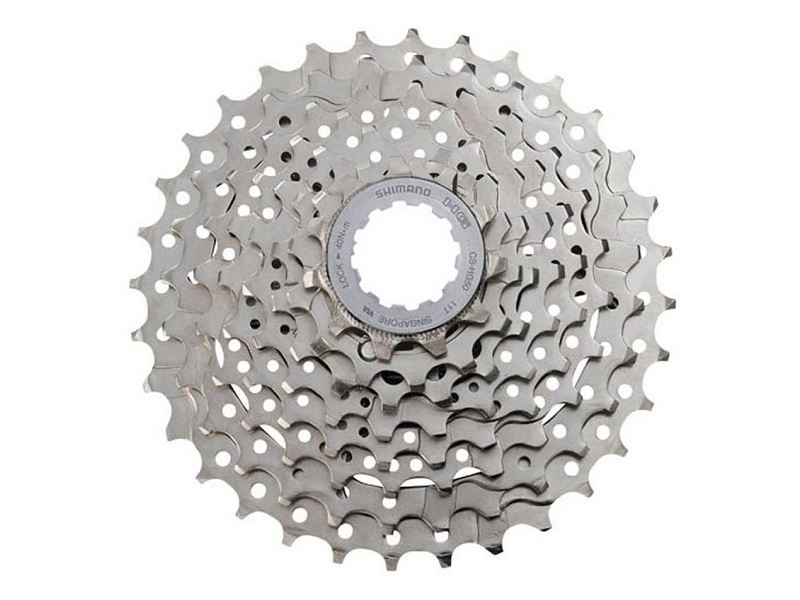 Shimano Claris Cassette 8 Speed 11-34 (CA) CS-HG50-8-S