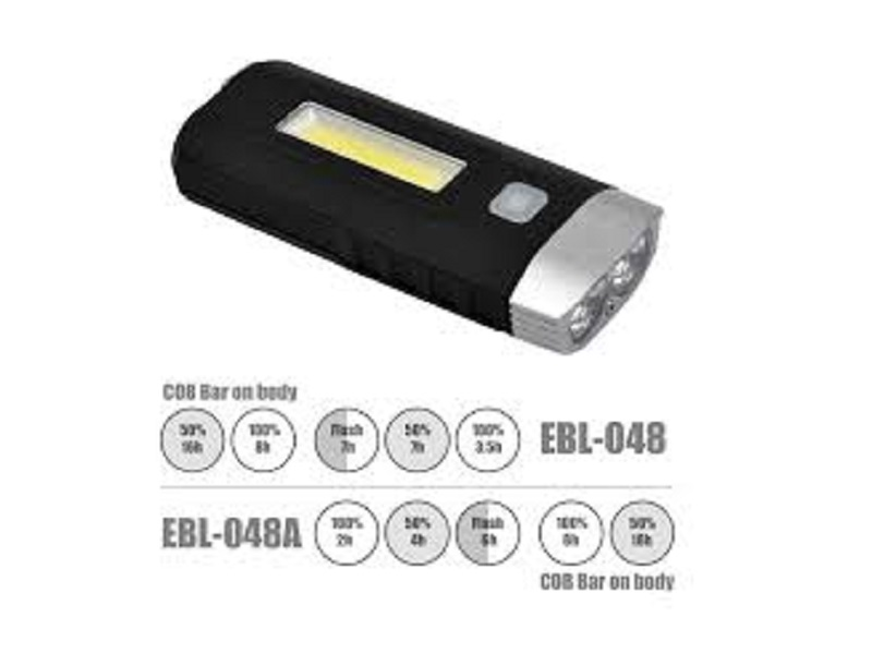 EASTPOWER ÖN FAR EBL-048A 1000LM USB